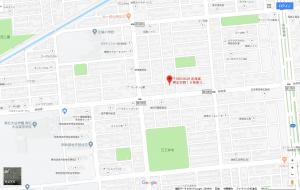 高坂ホーム住宅構造見学会の会場